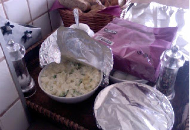 kartoffelcreme